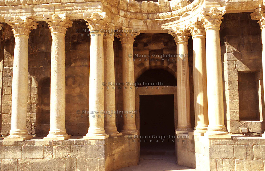 SIRIA Bosra teatro theatre