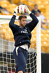 29 July 2004: Petr Cech. Chelsea of the English Premier League defeated AS Roma of La Liga at Heinz Field in Pittsburgh, PA in a ChampionsWorld Series friendly match..