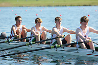 Race: 53  Event: J15 4x+  A Final<br /> <br /> Junior Sculling Regatta 2018<br /> <br /> To purchase this photo, or to see pricing information for Prints and Downloads, click the blue 'Add to Cart' button at the top-right of the page.