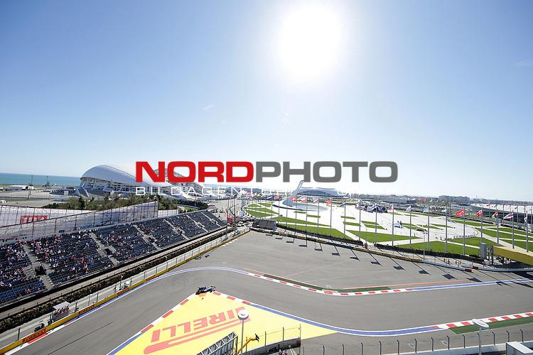 28.04.2017, Sochi Autodrom, Sochi, FORMULA 1 VTB RUSSIAN GRAND PRIX,  28.04. - 30.04.2017<br /> Pascal Wehrlein (GER#94), Sauber F1 Team<br /> <br /> <br /> <br /> Foto &copy; nordphoto / Bratic