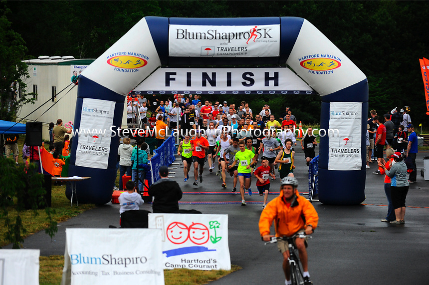 BlumShapiro 5K for Camp Courant - Saturday, June 11, 2011
