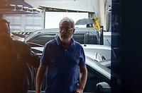 RIO DE JANEIRO,RJ, 08.11.2018 - POLICIA FEDERAL - Affonso Monnerat, secretário estadual de Governo, chega à sede da Policia Federal e o Ministério Público, que realizam a Operação Furna da Onça, que investiga a participação de deputados estaduais do Janeiro em esquemas de corrupção iniciados no governo do Cabral, na manhã desta quinta-feira, 08  (Foto: Vanessa Ataliba/Brazil Photo Press)