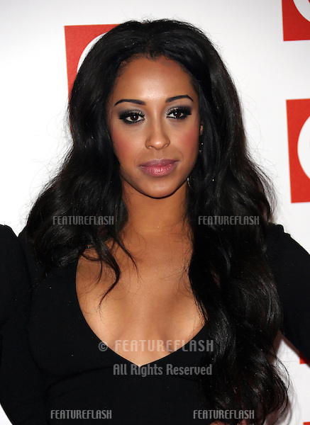 Alexandra Buggs of Stooshe arriving for The Q Awards 2012 held at the Grosvenor Hotel, London. 22/10/2012 Picture by: Henry Harris / Featureflash
