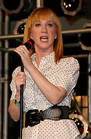 Orlando, FL  06-02-2007<br /> Kathy Griffin drops her pants while performing at Johnny Chisholm's One Mighty Weekend 2007, an Elton John Aids Foundation fundraiser, held at the MGM Disney Resort.<br /> Photo by JR Davis-PHOTOlink.net