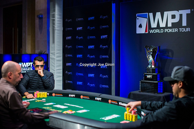 WPT Borgata Poker Open Season 17