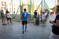 Manfredi Borsellino - Magistrate Paolo Borsellino's son &amp; Police Commissioner at Cefal&ugrave; (Palermo - Commissario di Polizia di Cefal&ugrave;).<br />