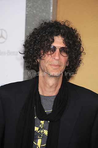 Howard Stern at the film premiere of 'Sex and the City 2' at Radio City Music Hall in New York City. May 24, 2010.Credit: Dennis Van Tine/MediaPunch