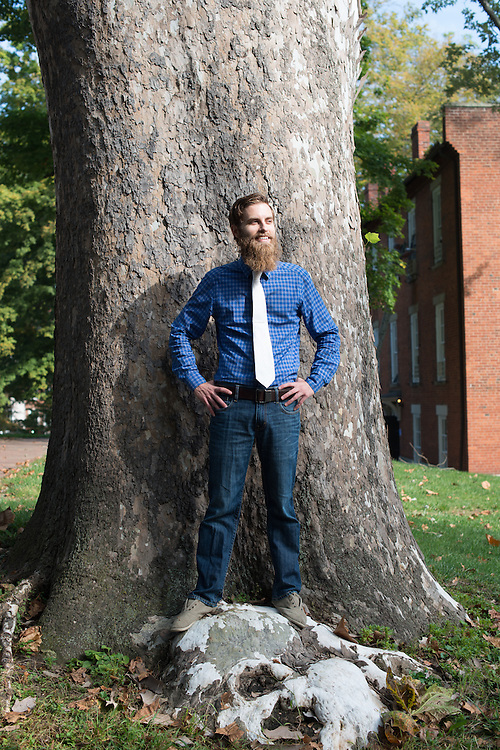 Brad Modlin, Graduate Student, Creative Writing, Poetry, English, College of Arts and Sciences