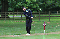 Chris Selfridge (NIR) on the practice green during Pro-Am of the Bridgestone Challenge 2017 at the Luton Hoo Hotel Golf &amp; Spa, Luton, Bedfordshire, England. 06/09/2017<br /> Picture: Golffile | Thos Caffrey<br /> <br /> <br /> All photo usage must carry mandatory copyright credit (&copy; Golffile | Thos Caffrey)