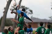 Counties Manukau RFU Division 2 rugby game between Weymouth Blue & Maramarua played at Weymouth Domain on May 24th 2008. Maramarua won the game 23 - 17.