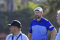 Padraig Harrington (IRL) at the 11th tee at Pebble Beach course during Friday's Round 2 of the 2018 AT&amp;T Pebble Beach Pro-Am, held over 3 courses Pebble Beach, Spyglass Hill and Monterey, California, USA. 9th February 2018.<br /> Picture: Eoin Clarke | Golffile<br /> <br /> <br /> All photos usage must carry mandatory copyright credit (&copy; Golffile | Eoin Clarke)