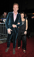 Damian Lewis and Helen McCrory at the Charles Finch & Chanel Pre-BAFTAs Dinner, No. 5 Hertford Street (Loulou's), Hertford Street, London, England, UK, on Saturday 09th February 2019.<br /> CAP/CAN<br /> ©CAN/Capital Pictures