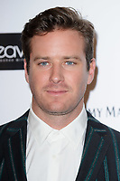 Armie Hammer at the 38th Annual London Critics' Circle Film Awards at the Mayfair Hotel, London, UK. <br /> 28 January  2018<br /> Picture: Steve Vas/Featureflash/SilverHub 0208 004 5359 sales@silverhubmedia.com
