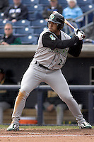 April 14, 2007:  Jermaine Mitchell of the Kane County Cougars at Elfstrom Stadium in Geneva, IL  Photo by:  Chris Proctor/Four Seam Images