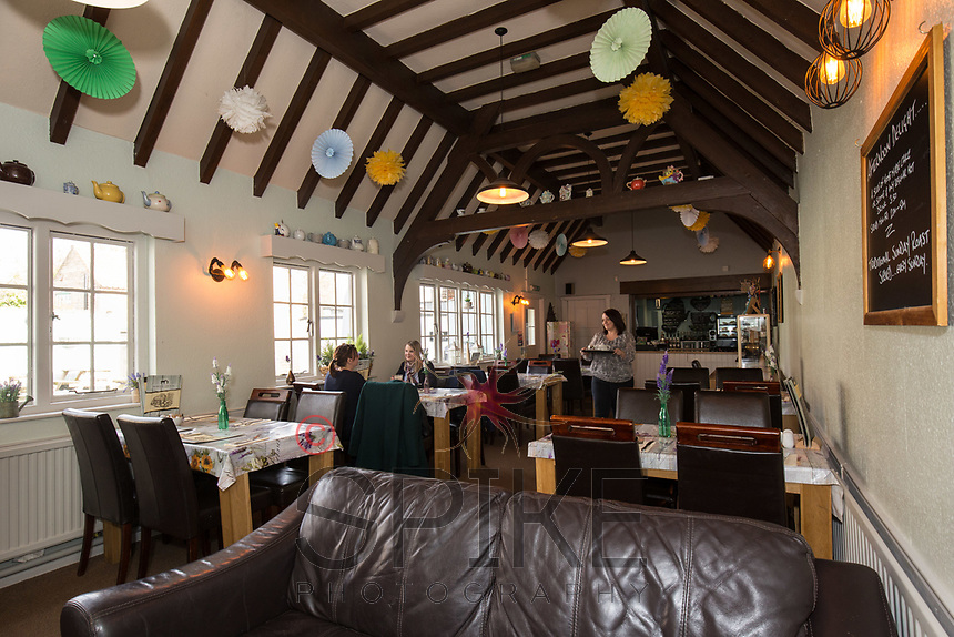 The Linby Tea Room at the Horse & Groom