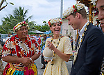 """CATHERINE, DUCHESS OF CAMBRIDGE AND PRINCE WILLIAM.drink from a coconut from a tree planted by the Queen in 1982, Funafuti, Tuvalu_18/09/2012.Mandatory credit photo: ©DIASIMAGES/NEWSPIX INTERNATIONAL..(Failure to credit will incur a surcharge of 100% of reproduction fees)..                **ALL FEES PAYABLE TO: """"NEWSPIX INTERNATIONAL""""**..IMMEDIATE CONFIRMATION OF USAGE REQUIRED:.DiasImages, 31a Chinnery Hill, Bishop's Stortford, ENGLAND CM23 3PS.Tel:+441279 324672  ; Fax: +441279656877.Mobile:  07775681153.e-mail: info@newspixinternational.co.uk"""