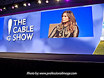 #JLO speaks at 2013 The Cable Show Conference and Expo held at the Walter E. Washington Convention Center in Washington DC. Photography by John Drew, Professional Image Photography. #Professionalimage, #JenniferLopez, #Cableshow, www.professionalimage.com