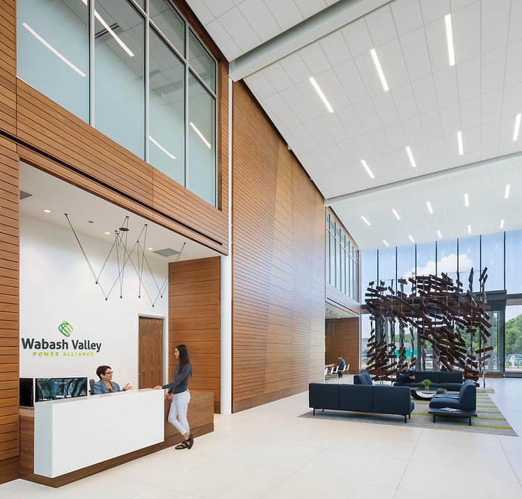 Wabash Valley Power Headquarters   Ratio Architects