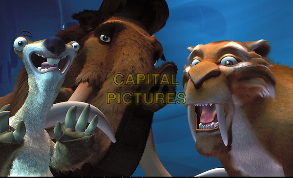 SCENE.in Ice Age.*Filmstill - Editorial Use Only*.CAP/NFS.Supplied by Capital Pictures.