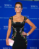 Stephanie Ruhle arrives for the 2018 White House Correspondents Association Annual Dinner at the Washington Hilton Hotel on Saturday, April 28, 2018.<br /> Credit: Ron Sachs / CNP <br /> <br /> (RESTRICTION: NO New York or New Jersey Newspapers or newspapers within a 75 mile radius of New York City)