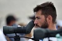 Mauro Nespoli Arco Olimpico <br /> Roma 01-09-2017 Stadio dei Marmi <br /> Roma 2017 Hyundai Archery World Cup Final <br /> Finale Coppa del mondo tiro con l'arco <br /> Foto Andrea Staccioli Insidefoto/Fitarco