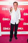 "Jose Coronado attends the premiere of the film ""Solo Química"" at Palafox Cinema in Madrid, Spain. July 14, 2015.<br />  (ALTERPHOTOS/BorjaB.Hojas)"