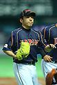 Kenji Otonari (JPN), .FEBRUARY 28, 2013 - WBC : .2013 World Baseball Classic .Exhibithion Game .between Tokyo Yomiuri Giants 1-6 Japan .at Yafuoku Dome, Fukuoka, Japan. .(Photo by YUTAKA/AFLO SPORT)