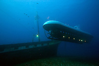 The Carthaginian, a Lahaina landmark, was sunk as an artifical reef off Lahaina, Maui, Hawaii in December 2005.  Atlantis submarine now visit this wreck regularly.