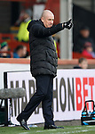 Thumbs up from Mark Warburton