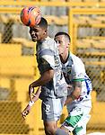 Atlético Huila venció como visitante 1-0 a Tigres. Fecha 20 Liga Águila I-2017.