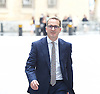 Andrew Marr Show arrivals <br /> at BBC Broadcasting House, London, Great Britain <br /> 17th July 2016 <br /> <br /> <br /> <br /> Owen Smith <br /> <br /> <br /> <br /> <br /> Photograph by Elliott Franks <br /> Image licensed to Elliott Franks Photography Services