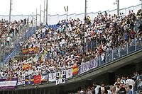 DURANTE EL PARTIDO ENTRE EL MALAGA CLUB DE FUTBOL Y EL REAL MADRID CORRESPONDIENTE A LA JORNADA NUMERO 39 DE LA TEMPORADA 2016/17 DE LA LIGA SANTANDER DE PRIMERA DIVISON EN ESPA&Ntilde;A, DISPUTADA EN EL ESTADIO DE LA ROSALEDA DE MALAGA, ANDALUCIA, ESPA&Ntilde;A <br /> (FOTO: ANTONIO L JU&Aacute;REZ)