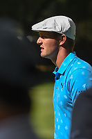 Bryson DeChambeau (USA) watches his second shot on 8 with the crowd during round 1 of the World Golf Championships, Mexico, Club De Golf Chapultepec, Mexico City, Mexico. 2/21/2019.<br /> Picture: Golffile | Ken Murray<br /> <br /> <br /> All photo usage must carry mandatory copyright credit (© Golffile | Ken Murray)