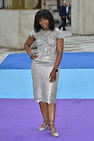 Brenda Emmanus<br /> at the Royal Academy of Arts Summer exhibition preview at Royal Academy of Arts on June 04, 2019 in London, England.<br /> CAP/PL<br /> ©Phil Loftus/Capital Pictures
