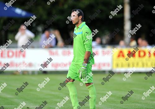 2012-07-25 / Voetbal / seizoen 2012-2013 / KFCO Wilrijk / DENISSEN Kenneth..Foto: Mpics.be