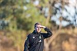 07.11.2018, Trainingsgelaende am Weserstadion, Bremen, GER, 1.FBL, Training SV Werder Bremen<br /> <br /> im Bild<br /> Florian Kohfeldt (Trainer SV Werder Bremen), <br /> <br /> Foto &copy; nordphoto / Ewert