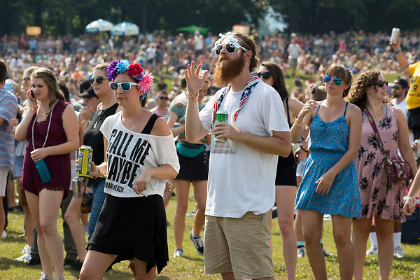 More than 100,000 fans came out for Music Midtown 2017 at Piedmont Park in Atlanta.