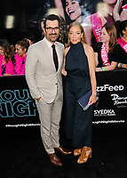 "12 May 2017 - New York, New York - Ty Burrell, Holly Burrell. ""Rough Night"" NYC Premiere at AMC Loews Lincoln Square. Photo Credit: Mario Santoro/AdMedia"
