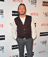 Jerome Flynn at the 60th BFI London Film Festival &quot;Black Mirror&quot; pre-reception red carpet photocall, BlueBird Cafe, Kking's Road, London, England, UK, on Thursday 06 October 2016.<br /> CAP/CAN<br /> &copy;CAN/Capital Pictures /MediaPunch ***NORTH AND SOUTH AMERICAS ONLY***