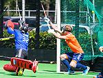 UTRECHT - Oranje v Jong Oranje. Rolf Diederen   COPYRIGHT KOEN SUYK