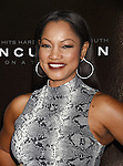WESTWOOD, CA - NOVEMBER 23: Actress Garcelle Beauvais attends the screening of Columbia Pictures' 'Concussion' at the Regency Village Theater on November 23, 2015 in Westwood, California.