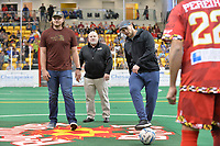 Baltimore Blast advance to Eastern Conference finals with a 5-4 victory over Syracuse on Sunday evening at SECU Arena in Towson.