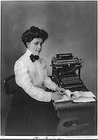 Miss Remington by Remington Typewriter Company 1908
