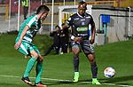 La Equidad igualó 1-1 ante Once Caldas. Fecha 12 Liga Águila II-2018.