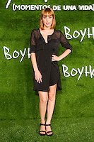 "Natalia de Molina attend the photocall of the Premiere of the movie ""Boyhood"" at the Cineteca in Madrid, Spain. September 09, 2014. (ALTERPHOTOS/Carlos Dafonte)"