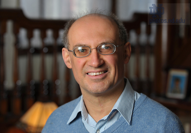 Vittorio Hosle..Photo by Matt Cashore/University of Notre Dame