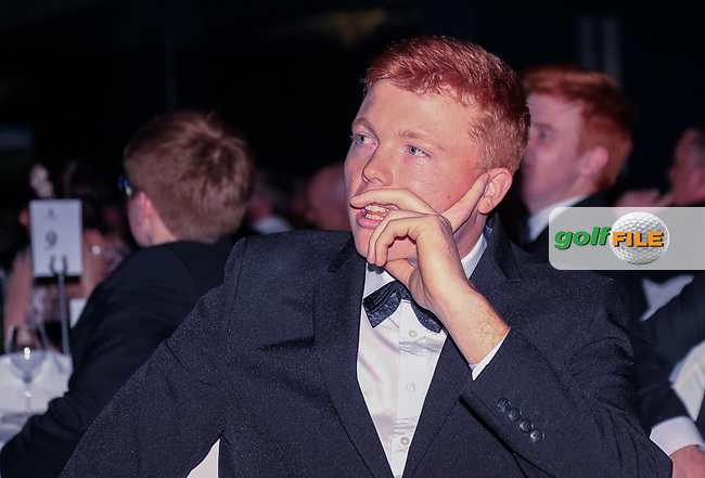 Robin Dawson during the Golfing Union of Ireland Champions Dinner at Carton House, Maynooth, Co. Kildare. 01/02/2019<br /> Picture: Golffile | Thos Caffrey<br /> <br /> <br /> All photo usage must carry mandatory copyright credit (&copy; Golffile | Thos Caffrey)