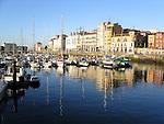 harbour of Gij&oacute;n<br /> <br /> puerto de Gij&oacute;n<br /> <br /> Hafen von Gij&oacute;n<br /> <br /> 2272x1704 px