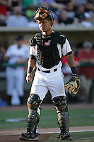 September 6 2009:  Luis Martinez of the Lake Elsinore Storm during game against the San Jose Giants at The Diamond in Lake Elsinore,CA.  Photo by Larry Goren/Four Seam Images