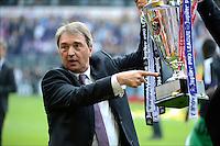 Manager Herman Van Holsbeeck of RSC Anderlecht .Anderlecht Campione del Belgio .Football Calcio 2012/2013.Jupiter League Belgio .Foto Insidefoto .ITALY ONLY